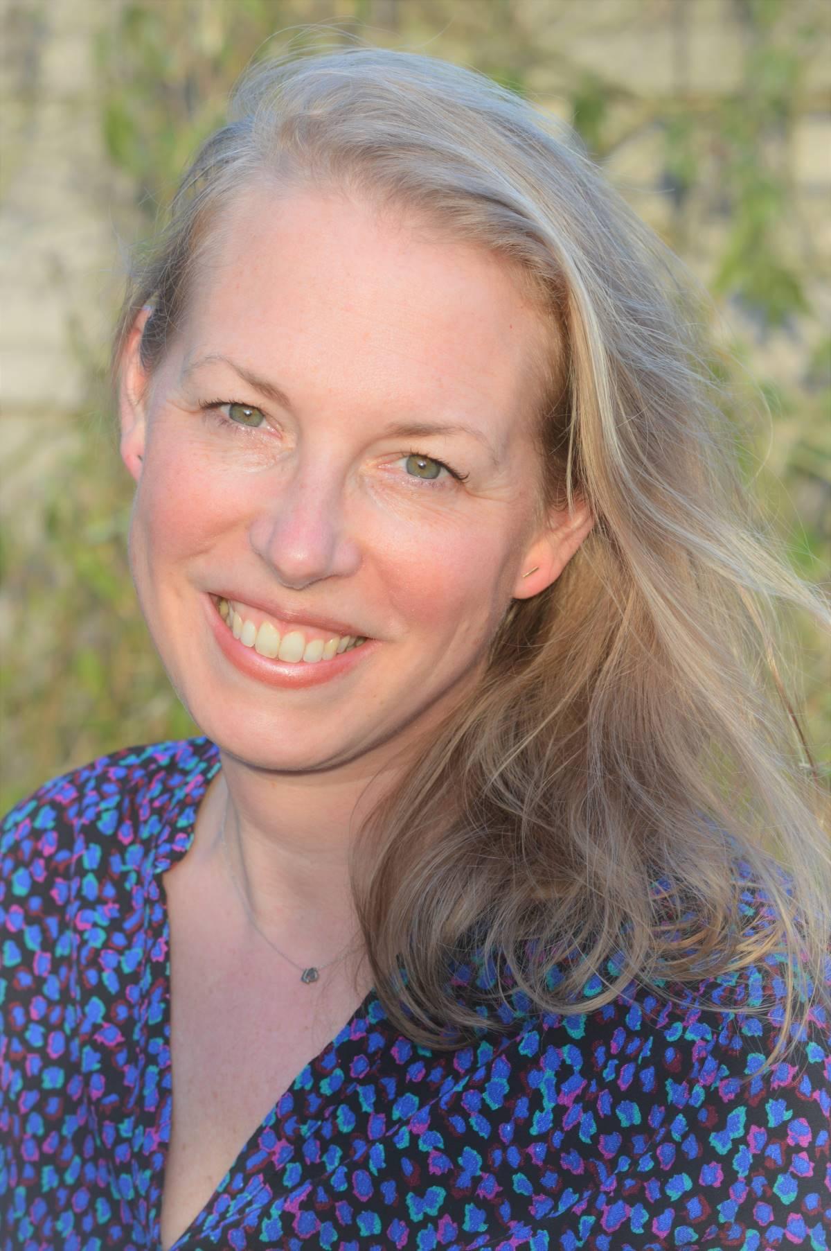 Miskraamcoach Inge Vogelaar foto