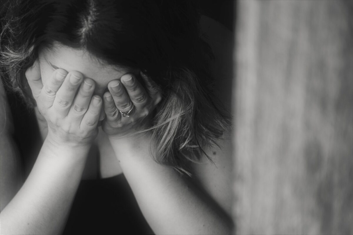 verdriet na een miskraam